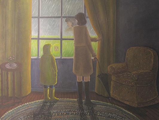 'Into the Rain' by Sheryl Humphrey